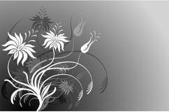 Flores originales stock de ilustración