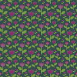 Flores púrpuras libre illustration