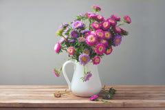 Flores para a celebração do dia de mãe Fotos de Stock Royalty Free