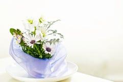 Flores para la tabla Foto de archivo libre de regalías