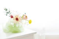 Flores para la tabla Imagen de archivo