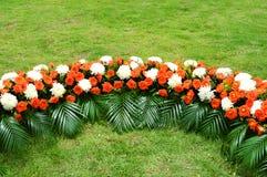 Flores para o casamento Imagens de Stock Royalty Free