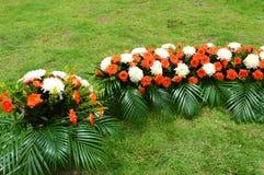 Flores para o casamento Imagens de Stock