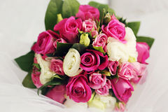 Flores para o casamento Fotos de Stock