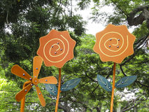 Flores para o projeto Fotografia de Stock Royalty Free