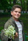 Flores para você Fotos de Stock Royalty Free
