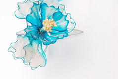 Flores plásticas Imagem de Stock
