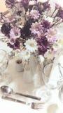 Flores románticas imagen de archivo libre de regalías