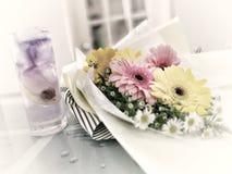 Flores románticas fotos de archivo libres de regalías