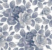 Flores. Rosas. Fundo bonito. Fotos de Stock Royalty Free