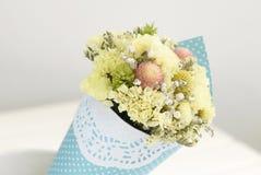 Flores secadas preciosas Imagen de archivo