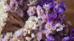 Flores secas no ramalhete Fotos de Stock Royalty Free