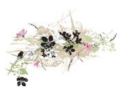 Flores sucias Fotos de archivo