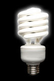 Florescent Bulb Royalty Free Stock Photography