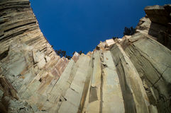Floresta da pedra de Mashan Fotografia de Stock