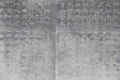 Floresta das tabuletas de pedra Foto de Stock Royalty Free