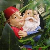 Floresta do gnomo Imagem de Stock Royalty Free