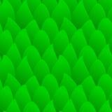 Floresta verde sem emenda Ilustração do Vetor
