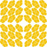 Floret pattern texture Stock Photo
