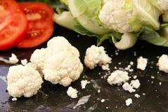 florets cauliflower Стоковые Изображения RF