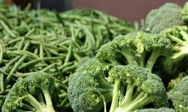 Florets dos brócolis Foto de Stock Royalty Free