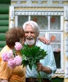 florets pensioners Στοκ εικόνες με δικαίωμα ελεύθερης χρήσης