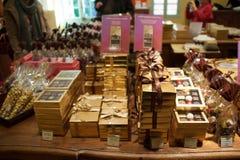Florian的糖果工厂 免版税库存照片