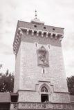 Florian Gate, Krakow; Poland Stock Photography