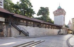 Florian Gate Stock Image