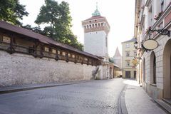 Florian Gate Stock Images