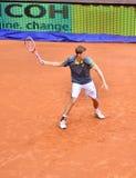 Florian Mayer en el ATP Mutua Madrid abierta Imagen de archivo