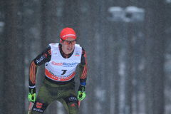 Florian Notz - Cross Country Stockfotos