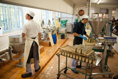 Florian's Candy factory Royalty Free Stock Images