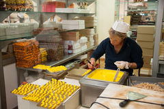 Florian's Candy factory Royalty Free Stock Image
