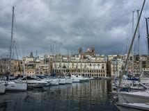 Floriana, Μάλτα στοκ φωτογραφία με δικαίωμα ελεύθερης χρήσης