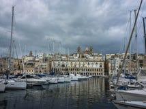 Floriana Malta Royaltyfri Foto
