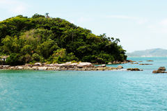 Florianopolis Island Beach Royalty Free Stock Images