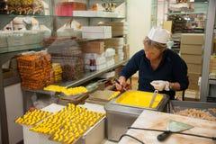 Florians Süßigkeitfabrik Lizenzfreies Stockbild
