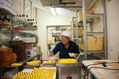 Florians Süßigkeitfabrik Lizenzfreie Stockfotos