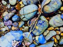 Floric岩石 库存图片