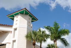 Florida Architectural Detail Royalty Free Stock Image