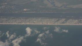 Florida Atlantic coastline Stock Photos
