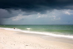 Florida beach Stock Photography
