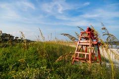 Florida Beach Chair Stock Photos