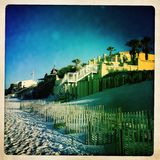 Florida beach Royalty Free Stock Images