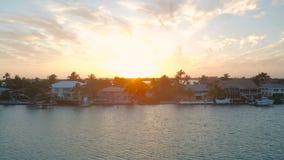 Florida befestigt Antenne stock video