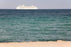 Florida boat. Florida white boat florida america Stock Photography