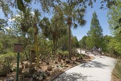 Florida Botanic Garden USA Stock Photo