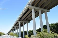 Florida Bridge Royalty Free Stock Photos