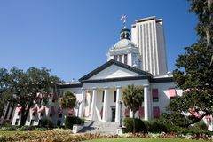 Florida Capital Royalty Free Stock Photo